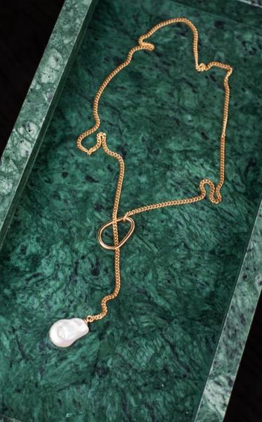 Halskette Laos