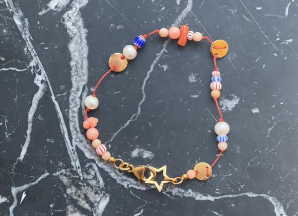 Armband Tiny Coral