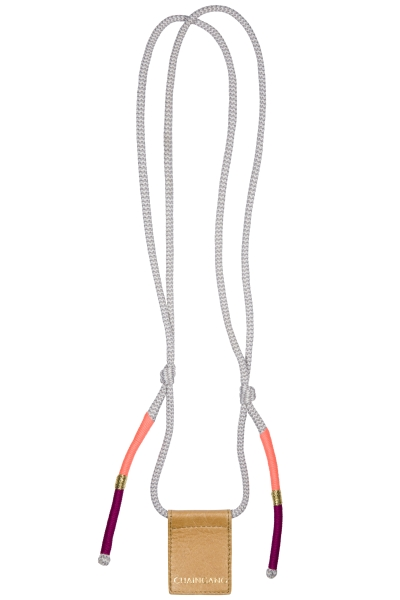 Chaingang Handykette aprico / plum