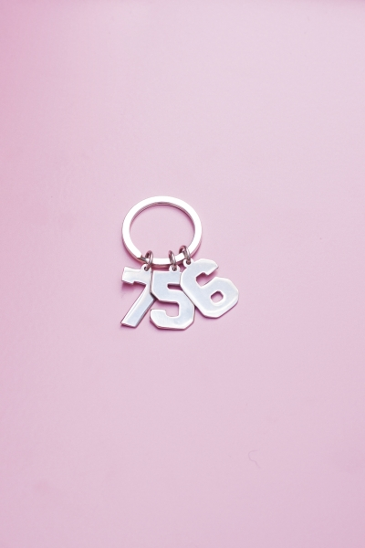 """Create your Keyring """"What`s your number"""""""