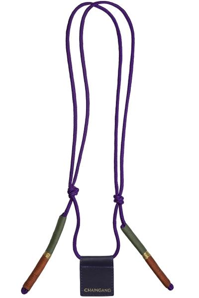Chaingang Handykette lila