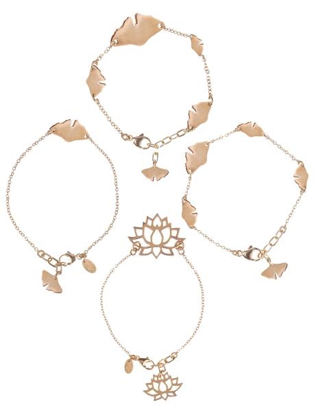 Ginko Bracelets