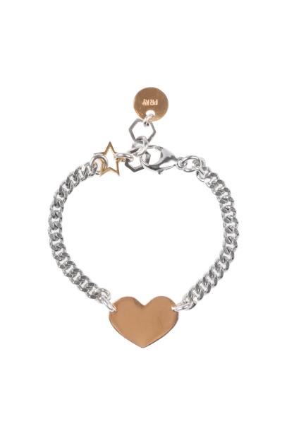 Heart big chain