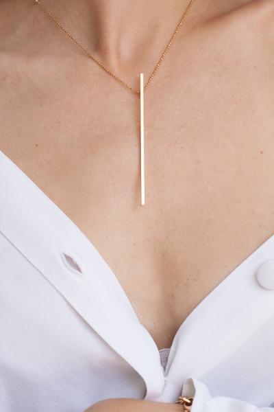 Halskette Straight